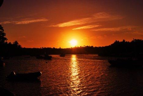 Pôr-do-Sol Caraiva