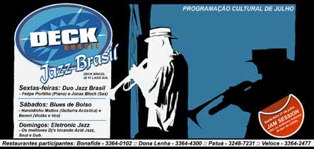 Deck Jazz Brasil